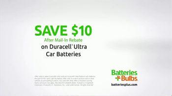 Batteries Plus TV Spot, 'Do More: Save $10 on Duracell Ultra Car Batteries' - Thumbnail 7