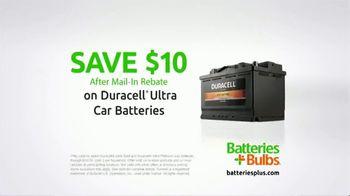 Batteries Plus TV Spot, 'Do More: Save $10 on Duracell Ultra Car Batteries' - Thumbnail 8