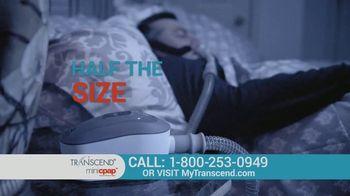 Transcend minicpap TV Spot, 'In Comfort' - Thumbnail 3