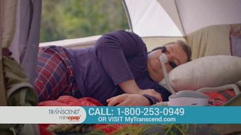 Transcend minicpap TV Spot, 'In Comfort' - Thumbnail 4