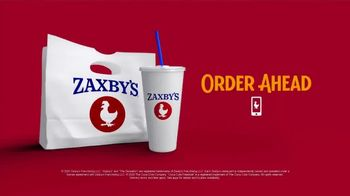 Zaxby's Zensation Zalad and Fillet Sandwich Meal TV Spot, 'Baxter and Back' - Thumbnail 7