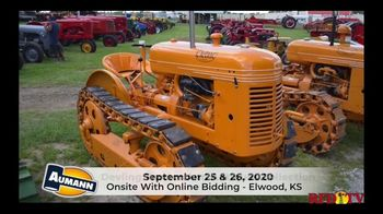 Aumann Vintage Power TV Spot, 'Devling Tractor and Antiques Collection Auction' - Thumbnail 4