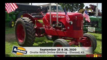 Aumann Vintage Power TV Spot, 'Devling Tractor and Antiques Collection Auction' - Thumbnail 5