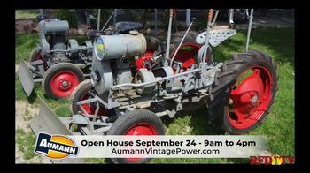 Aumann Vintage Power TV Spot, 'Devling Tractor and Antiques Collection Auction' - Thumbnail 7