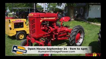 Aumann Vintage Power TV Spot, 'Devling Tractor and Antiques Collection Auction' - Thumbnail 8