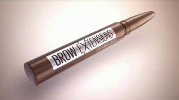 Maybelline New York Brow Extensions Crayon TV Spot, 'Cejas en una barra' [Spanish] - Thumbnail 6