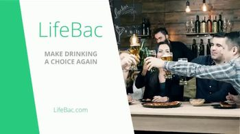 LifeBac TV Spot, 'Suppress the Cravings'