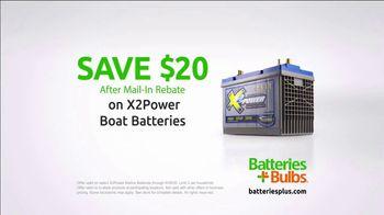 Batteries Plus TV Spot, 'Do More: Save $20 on X2Power Boat Batteries' - Thumbnail 7
