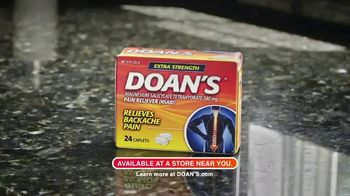 Doan's Extra Strength TV Spot, 'One Thing' - Thumbnail 10