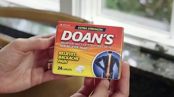 Doan's Extra Strength TV Spot, 'One Thing' - 738 commercial airings