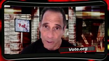 Vote.org TV Spot, 'TMZ Partnership' Featuring Harvey Levin - Thumbnail 5