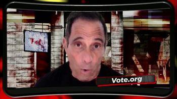 Vote.org TV Spot, 'TMZ Partnership' Featuring Harvey Levin