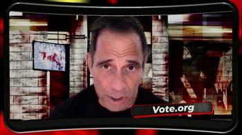 Vote.org TV Spot, 'TMZ Partnership' Featuring Harvey Levin - Thumbnail 2