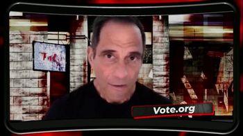 Vote.org TV Spot, 'TMZ Partnership' Featuring Harvey Levin - Thumbnail 3