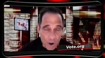 Vote.org TV Spot, 'TMZ Partnership' Featuring Harvey Levin - Thumbnail 4