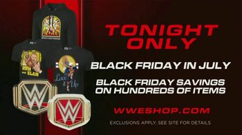 WWE Shop TV Spot, 'Energize Your Style: Black Friday in July Savings' Song by Easy McCoy - Thumbnail 5