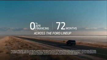 Ford Promise TV Spot, 'Getting Back to It' [T1] - Thumbnail 6