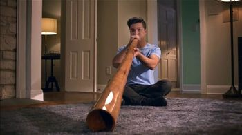 Head & Shoulders TV Spot, 'Stay Flake-Free for 72 Hours and Learn to Play the Didgeridoo' - Thumbnail 4