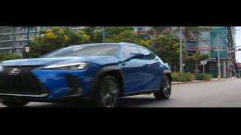 2019 Lexus UX TV Spot, 'One of a Kind' [T1] - Thumbnail 9