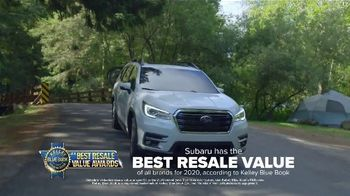 Subaru Summer TV Spot, 'The Great Outdoors: Full Line' [T2] - Thumbnail 2