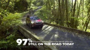 Subaru Summer TV Spot, 'The Great Outdoors: Full Line' [T2] - Thumbnail 3
