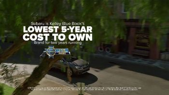 Subaru Summer TV Spot, 'The Great Outdoors: Full Line' [T2] - Thumbnail 4
