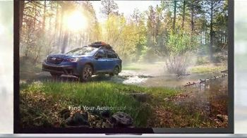 Subaru Summer TV Spot, 'The Great Outdoors: Full Line' [T2] - Thumbnail 6