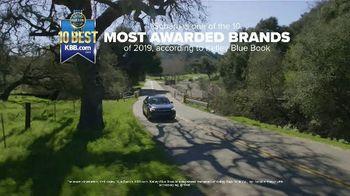 Subaru Summer TV Spot, 'The Great Outdoors: Full Line' [T2] - Thumbnail 8