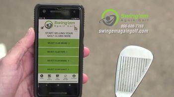 Swing'em Again Golf TV Spot, 'Even Easier' - Thumbnail 2