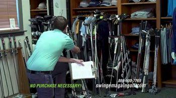 Swing'em Again Golf TV Spot, 'Even Easier' - Thumbnail 5