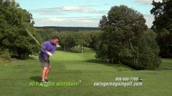 Swing'em Again Golf TV Spot, 'Even Easier' - Thumbnail 6