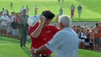 OMEGA TV Spot, 'Victory' Featuring Rory McIlroy - Thumbnail 4