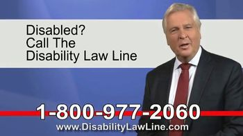 The Disability Law Line TV Spot, 'Money From Social Security' - Thumbnail 8