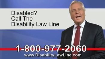 The Disability Law Line TV Spot, 'Money From Social Security' - Thumbnail 7