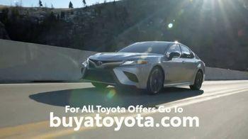 2020 Toyota Camry AWD TV Spot, 'Redefined Mid-Size Sedan' [T2] - Thumbnail 10