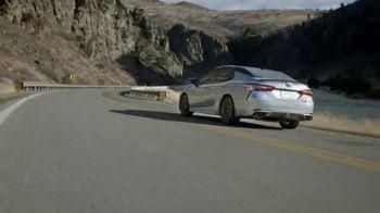 2020 Toyota Camry AWD TV Spot, 'Redefined Mid-Size Sedan' [T2] - Thumbnail 2