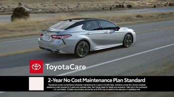 2020 Toyota Camry AWD TV Spot, 'Redefined Mid-Size Sedan' [T2] - Thumbnail 6