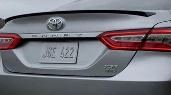 2020 Toyota Camry AWD TV Spot, 'Redefined Mid-Size Sedan' [T2] - Thumbnail 7
