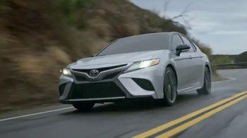 2020 Toyota Camry AWD TV Spot, 'Redefined Mid-Size Sedan' [T2] - Thumbnail 9