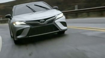 2020 Toyota Camry AWD TV Spot, 'Redefined Mid-Size Sedan' [T2]