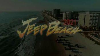 Jeep Beach TV Spot, '2021: Bigger and Better' - Thumbnail 1