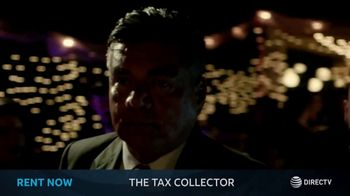 DIRECTV Cinema TV Spot, 'The Tax Collector' - 18 commercial airings