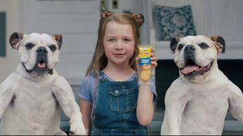 Lance Toasty Real Peanut Butter Crackers TV Spot, 'Dog Sandwich: Toast Chee' - Thumbnail 6
