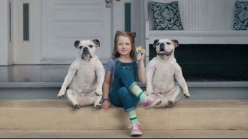 Lance Toasty Real Peanut Butter Crackers TV Spot, 'Dog Sandwich: Toast Chee' - Thumbnail 8