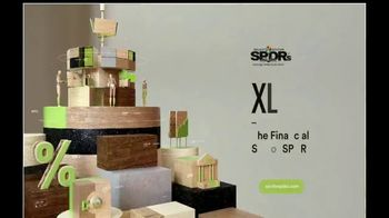 Select Sector SPDRs XLF TV Spot, 'The Financial Sector SPDR' - Thumbnail 9