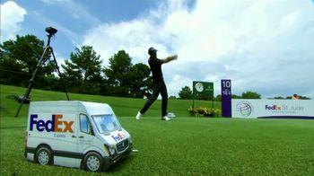 PGA TOUR Charities, Inc. TV Spot, 'FedEx Cares' - Thumbnail 4