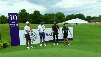PGA TOUR Charities, Inc. TV Spot, 'FedEx Cares' - Thumbnail 6