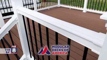 Modular Decks of America Summer Sale TV Spot, 'One Day Install' - Thumbnail 1