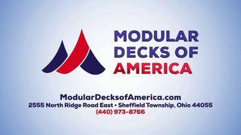 Modular Decks of America Summer Sale TV Spot, 'One Day Install' - Thumbnail 10