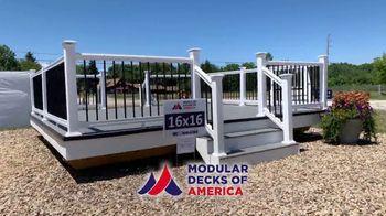 Modular Decks of America Summer Sale TV Spot, 'One Day Install' - Thumbnail 3